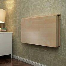 Tische,Wandtisch klappbar Holz Esstisch Für Die