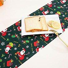 Tischflagge Tischdecke Weihnachten Tischläufer