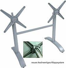 Tischgestell PAMIR Doppelwangen