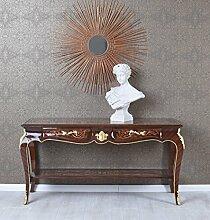 Tischkonsole Barock Beistelltisch Wohnzimmertisch