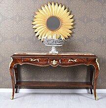 Tischkonsole Barock Tisch Wandtisch Intarsien