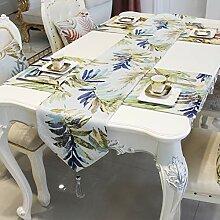 Tischläufer Ära Einfach Nordic Baumwolle