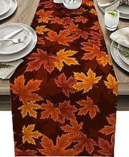 Tischläufer aus Sackleinen – 308 cm lang,