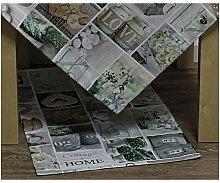 Tischläufer COTTAGE 50x150cm weiß bunt Hossner (19,95 EUR / Stück)
