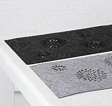 Tischläufer Dahlina 2s L120cm Material: Filz