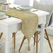 Tischläufer europäischen Tischfähnchen Esstisch