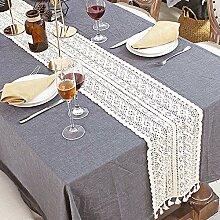 Tischläufer Häkeldecke für Hochzeit, Deko,