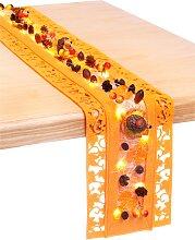 Tischläufer Herbst, orange