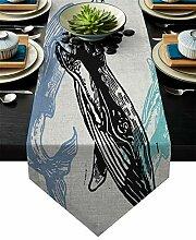 Tischläufer Hochzeit Party Tischläufer
