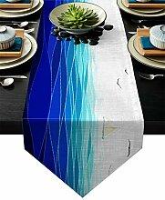 Tischläufer Meer Hintergrundtisch Läufer Party