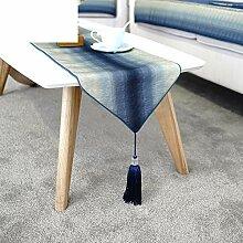 Tischläufer/modern,mode tischläufer und tuch/simple,pure farbe couchtisch flagge/ exquisites bett schal/bett-runner-A 30x180cm(12x71inch)