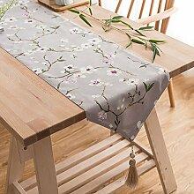 Tischläufer Nordic Tee Tischdecke TV Schrank Tuch