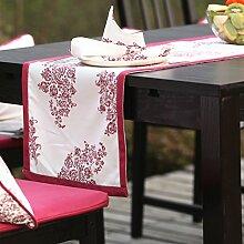 Tischläufer/simple,volltonfarbe tischfahne/alle baumwoll-bett-flagge/tischläufer-A 35x90cm(14x35inch)