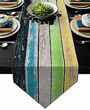 Tischläufer Tischläufer Moderne Vintage Textur