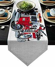 Tischläufer Tischläufer Tischflagging Home Party