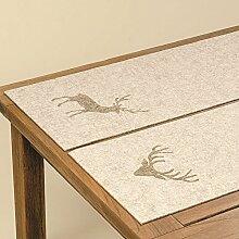Tischläufer Tjark 2sort 120x30 Material: Filz