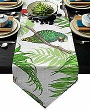 Tischläufer Tropische Hochzeit Party Tischläufer