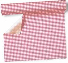 Tischläufer - Vichy rose