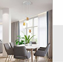 Tischlampe aus farbigem Glas,Nordic Wohnzimmer