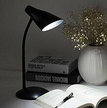 Tischlampe, Elegant USB aufgeladen LED mit Clip