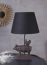 Tischlampe Landhausstil Lampe Tischleuchte Leuchte