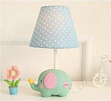 Tischlampe LED Kinderlampe aus Design Elefant E27