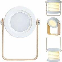 Tischlampe LED Nachttischlampe Touch
