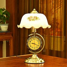 Tischlampe Retro Schlafzimmer Nachttischlampe mit