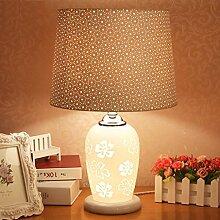 Tischlampe Schlafzimmer Bett Modern Minimalist Fashion Design Studie Schreibtisch Lampe Weiß Glas Dekoration Wohnzimmer Lampe