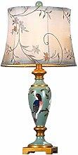 Tischlampe-Schreibtischlampe American Antique