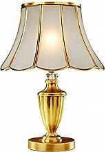 Tischlampe Schreibtischlampe Lampe Messing Tischlampe Mattglas Schirm Lichtquelle E27
