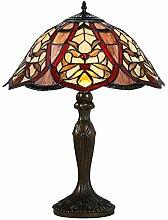 Tischlampe Schreibtischlampe Lampe Tiffany-Stil