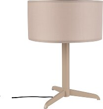 Tischlampe - Shelby - Taupe
