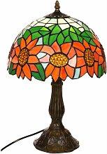 Tischlampe Tiffany Style Tiff135 Motiv Lampe