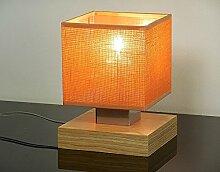 Tischlampe - Wero Design Vigo-031A (Orange
