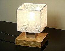 Tischlampe - Wero Design Vigo-031A (Weiß