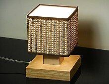 Tischlampe - Wero Design Vigo-031B (China Grass)