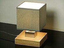 Tischlampe - Wero Design Vigo-031B (Dunkelgrau)