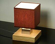 Tischlampe - Wero Design Vigo-031B (Hellbraun)
