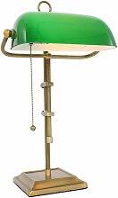 Tischleuchte Ancilla 7961BR Bronze Schreibtisch