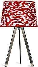 Tischleuchte Attica Rosso Holz LeuchtNatur