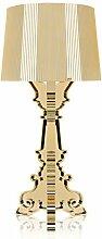 Tischleuchte Bourgie Kartell–Gold