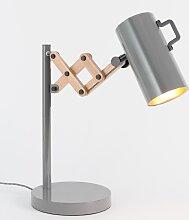Tischleuchte - Flex - Grau
