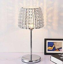 Tischleuchte Kristall Tisch Lampe Schreibtisch