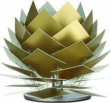 Tischleuchte Nachttischleuchte PineApple XS Gold