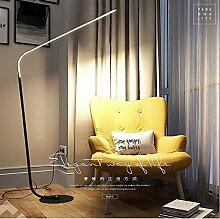 Tischleuchte Nordic Schlafzimmer Glas Stehleuchte