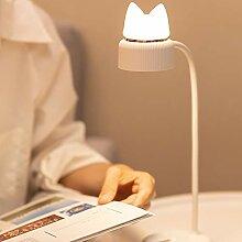 Tischleuchte USB LED Buch Licht Buch Lesen Lampe
