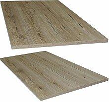 Tischplatte aus Holz für Schreibtische -