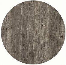Tischplatte Werzalit, Dekor Ponderosa grau 80 cm