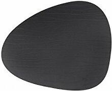 Tischset Curve Buffalo Schwarz 2 Stück